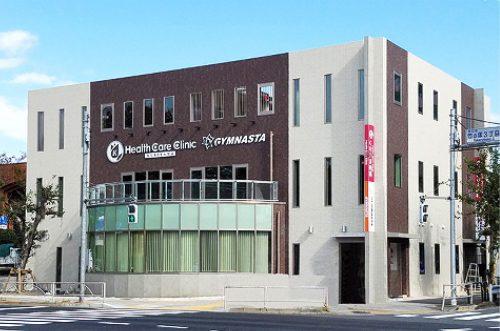 病院建て替えの実例:ヘルスケアモール